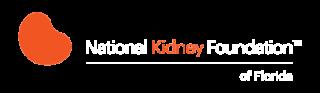 National Kidney Foundation of Florida logo
